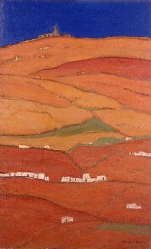 《グラナダの丘》1956年
